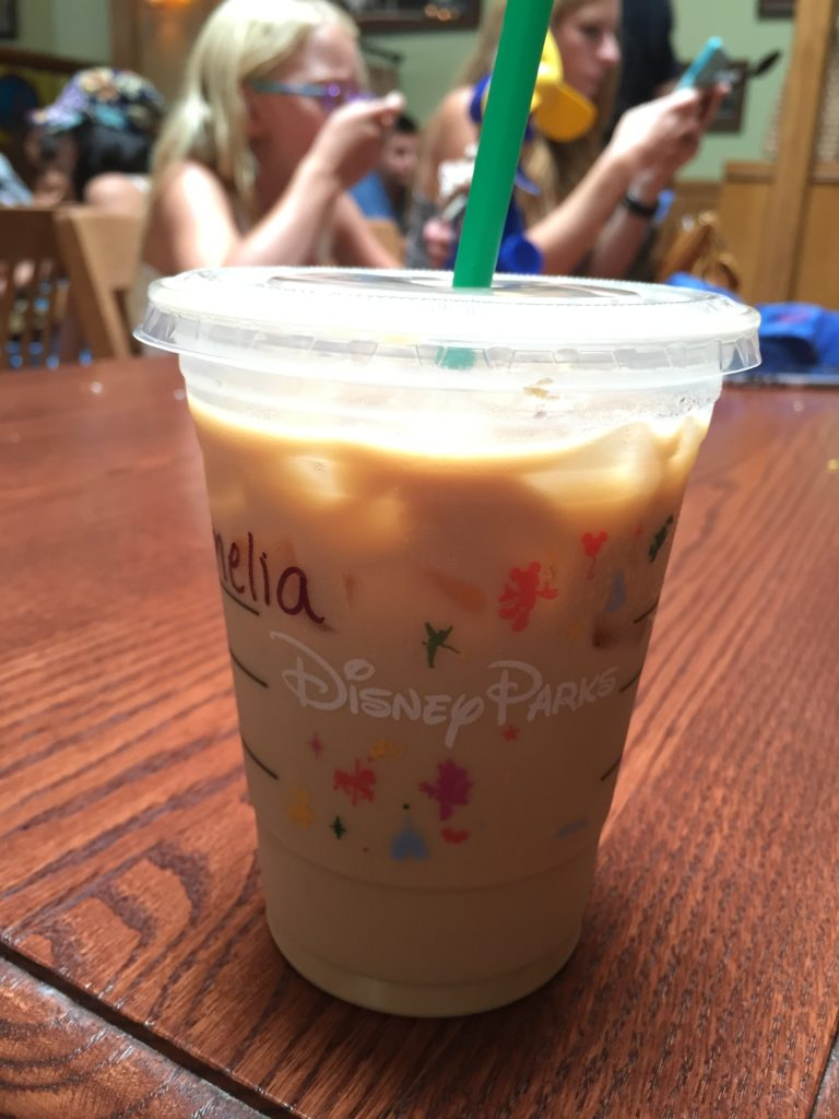 Disneyland Starbucks Cup