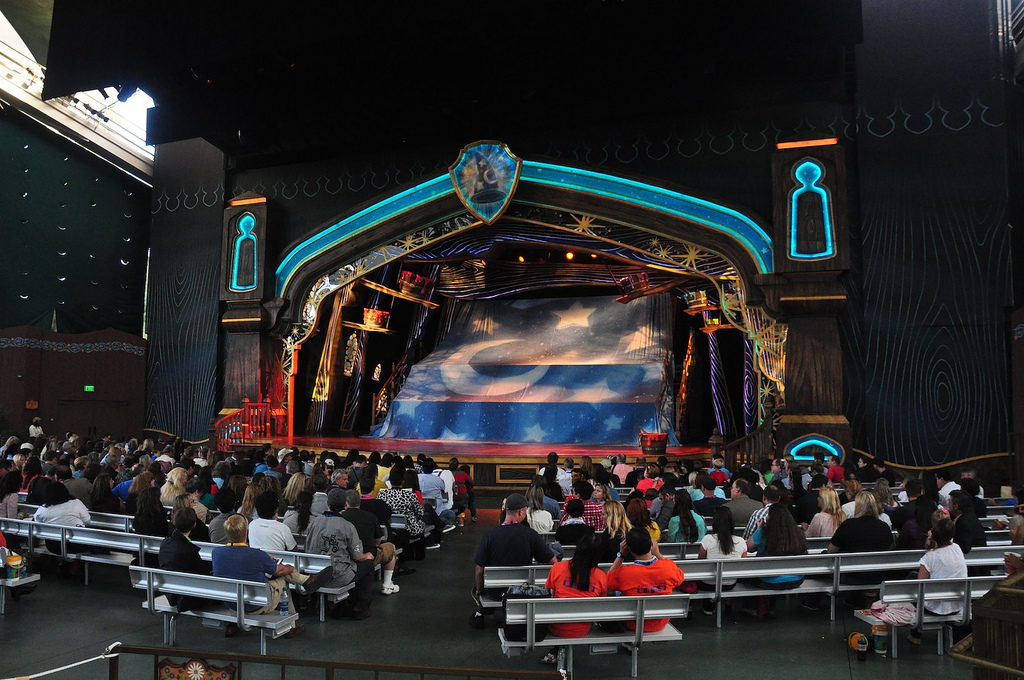 Disneyland Fantasyland Theater